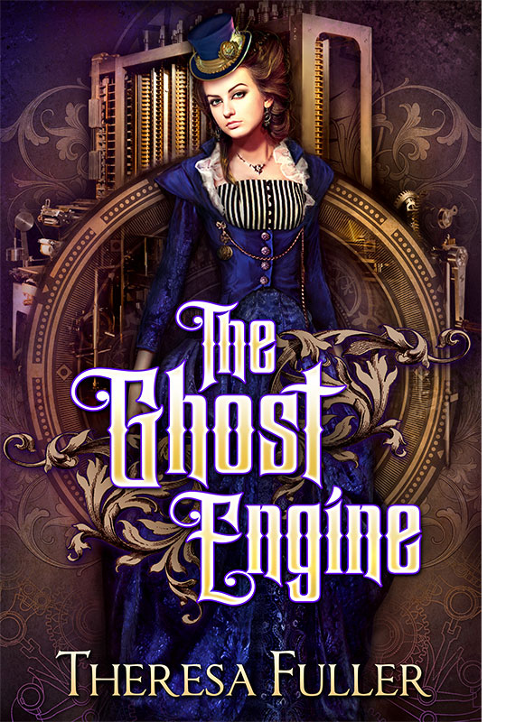 image of THE GHOST ENGINE Cover
